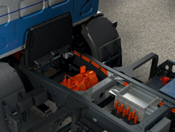 06 DAF LF Electric Engine | Lakeland Trucks Ltd